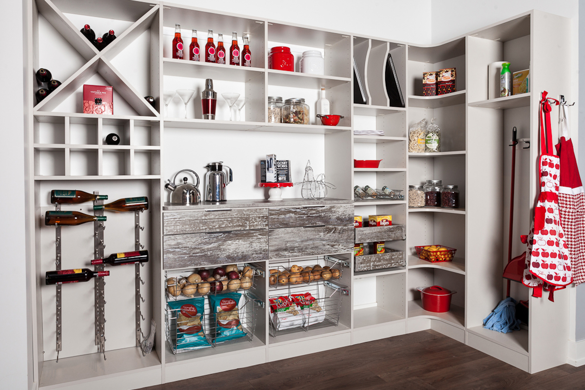 Kitchen Pantry - Woburn Mass